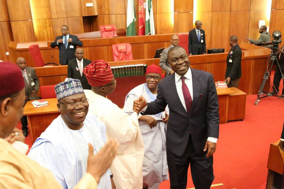 Our beauty is the mix of our colours, says Ekweremadu as Senate seeks one Nigeria