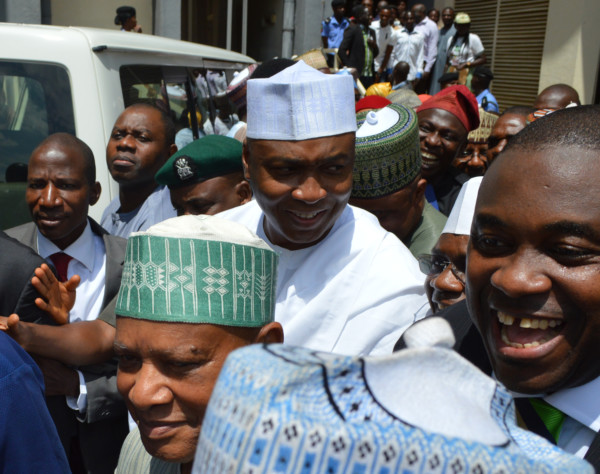 Evidence against you was insufficient and washy, CCT tells Saraki