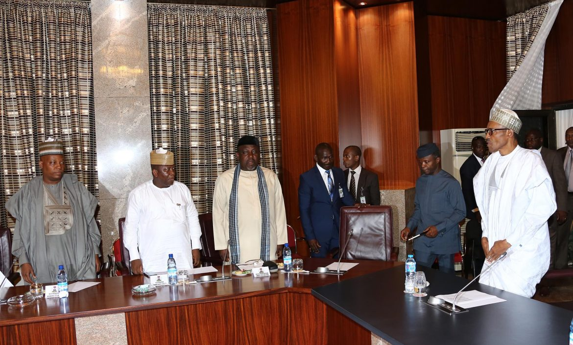 APC Governors want 'true federalism and pr