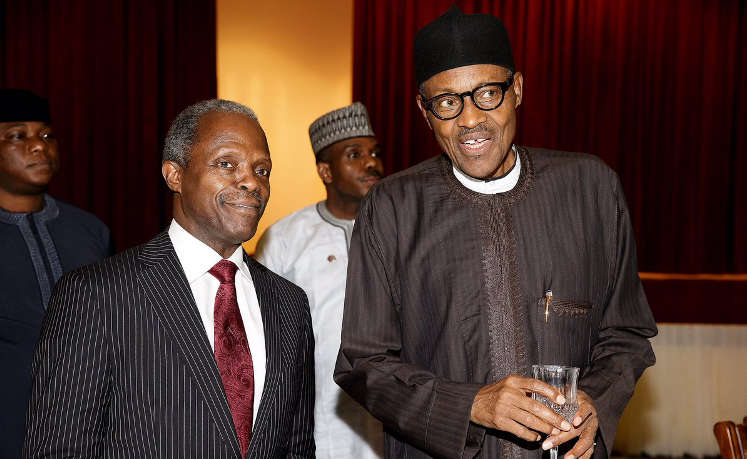 Buhari will complete the mandate given to him by Nigerians - Osinbajo