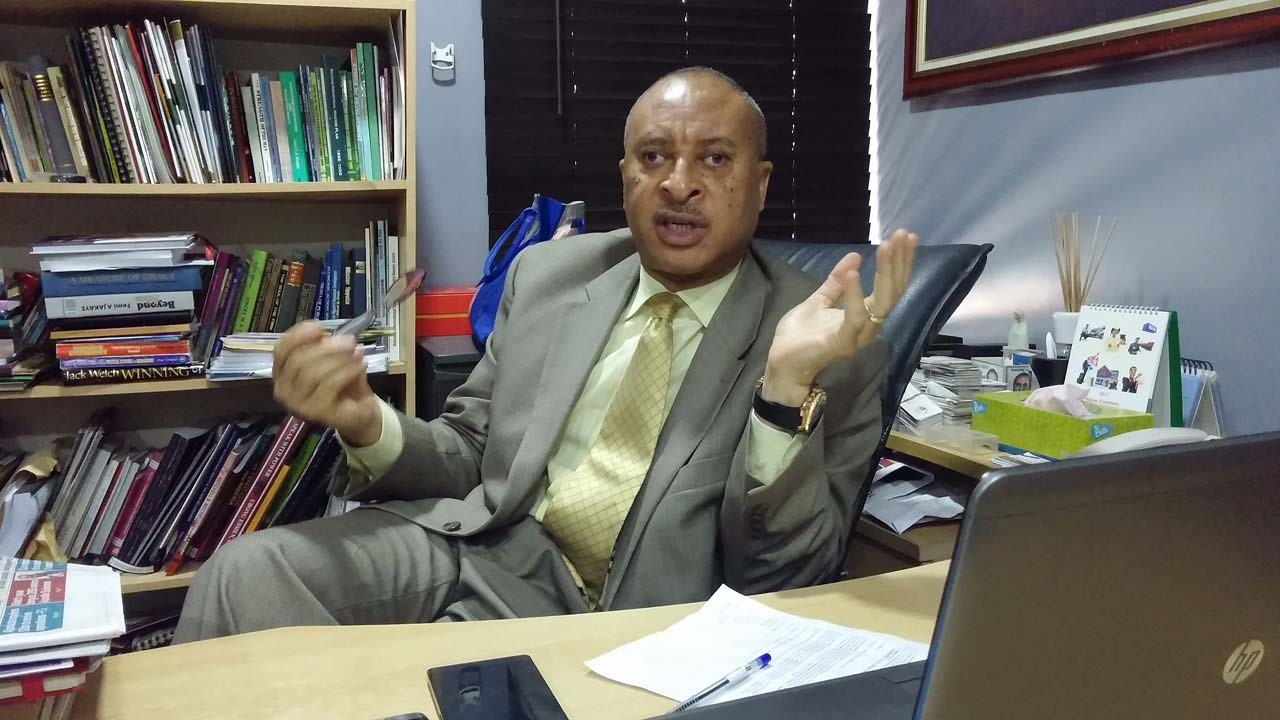 Nigeria is a classic example of a country walking towards anarchy - Utomi