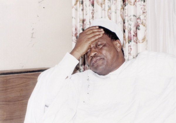I still carry within my body the pains of injury from the civil war - Babangida