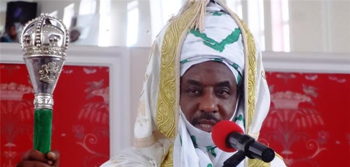 Emir of Kano: Speaker resigns over alleged bribery by Dangote to stop Sanusi's probe