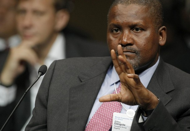 Alleged bribery: Don't waste your time, it's all falsehood, Dangote tells Kano Assembly