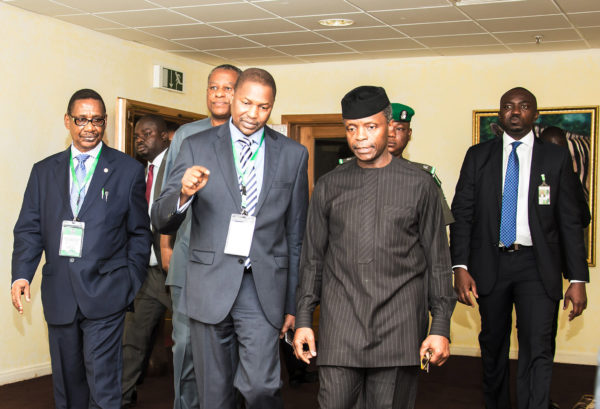 Confirmation of nominees: Discordant tunes in Presidency as AGF disowns Osinbajo