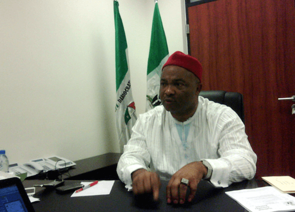 Southern Senators insist on a united Nigeria, say 'we are not just to pass Bills'