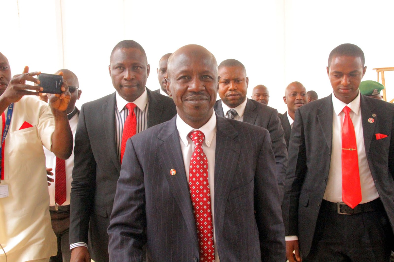 We rejected Magu twice over damning reports, his rejection stands, says Senate