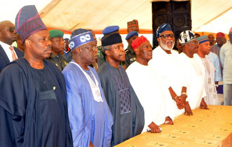 We are poised to give quality leadership built on morals and integrity - Osinbajo