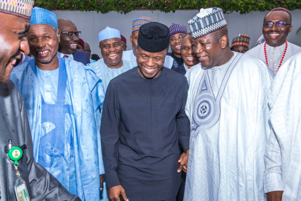 Osinbajo to visit Zamfara on Tuesday for commissioning of projects