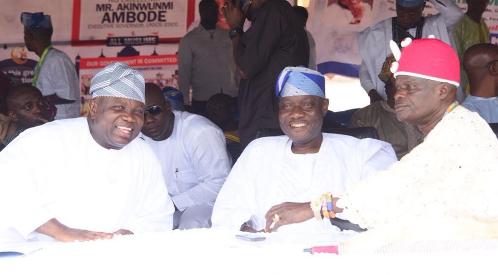 Your welfare and wellbeing remain our utmost concern, Ambode tells Lagosians