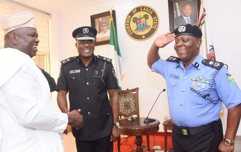 If i have to eat with the devil for Lagos to be in peace, i will not hesitate - Lagos CP