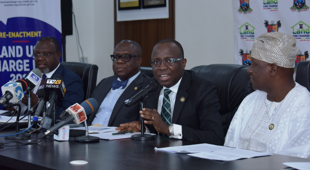 Land Use Charge: Lagos announces major reduction in rates, waives penalty