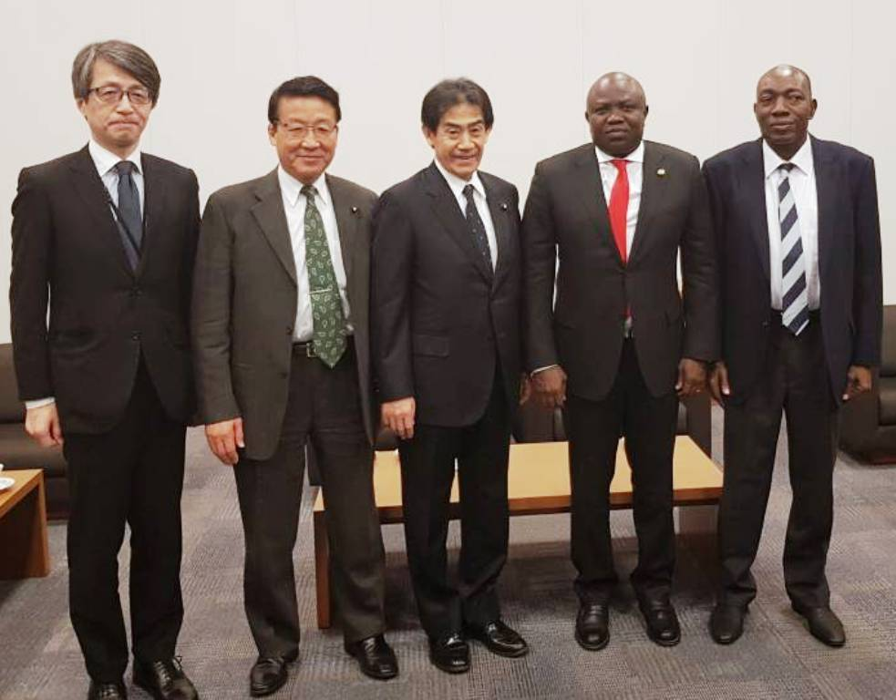 Transportation: Ambode visits Japan, woos investors