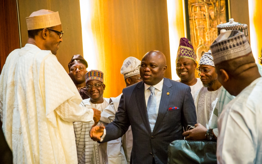 Lagos declares Thursday work free day for Buhari's visit