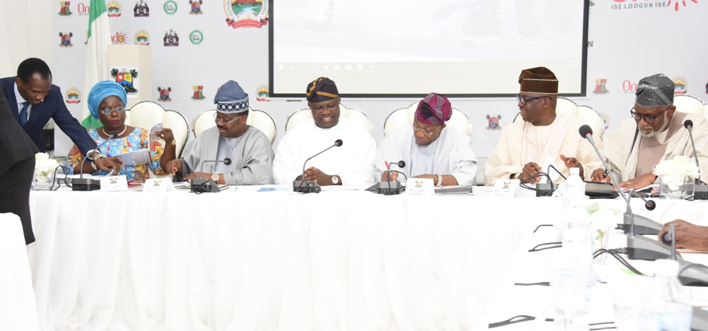 Western Nigerian Governors Forum admits Lagos into O'dua Investment Group