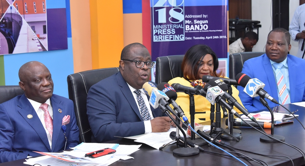 Lagos IGR hits N103.4bn in first quarter year 2018
