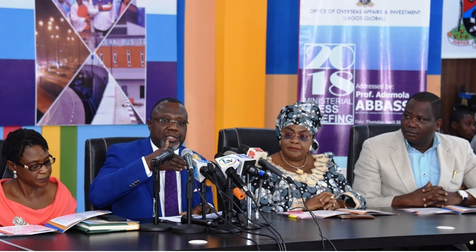Lagos attracts $43bn investment proposals in three years