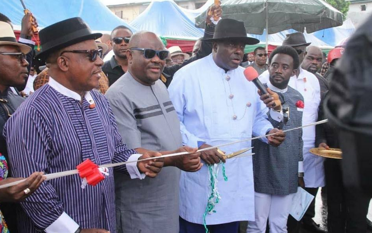 Stopping our funds will not stop me from criticising Buhari, says Wike