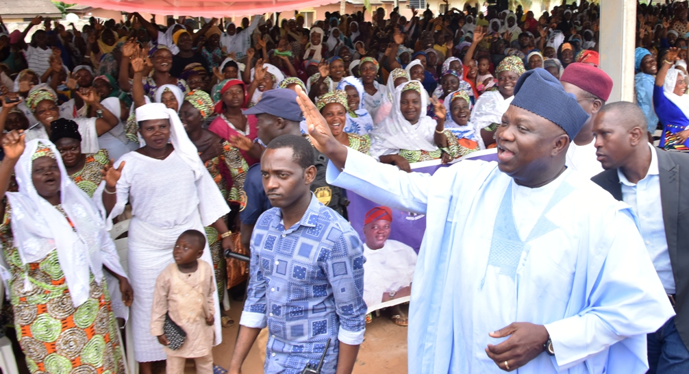 Ambode celebrates Democracy Day with special Ramadan Tafsir in Epe