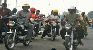 Police to begin massive arrest of lawless 'Okada riders' in Lagos