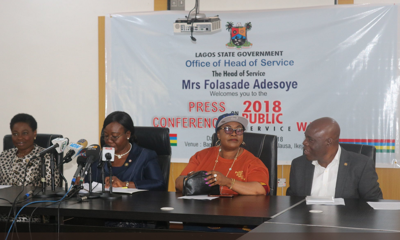 Lagos rules out promotion to Civil Servants on career progression