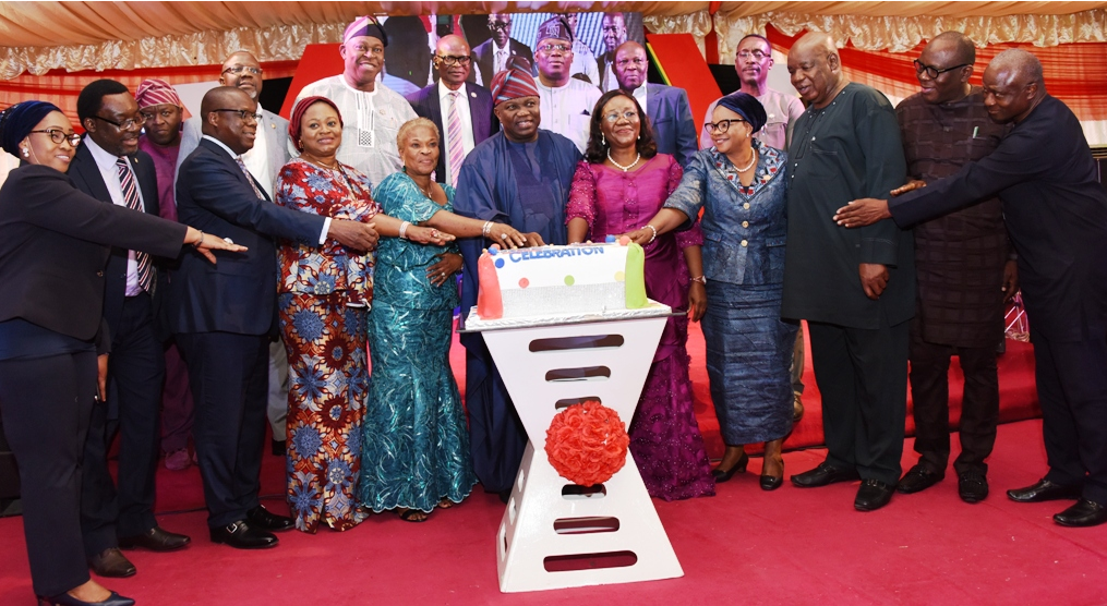 Continue to raise the bar of excellence, Ambode urges Civil Servants, honours 90 outstanding Officers