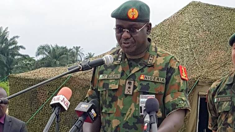 We're winning the war against Boko Haram, Nigeria Military insists