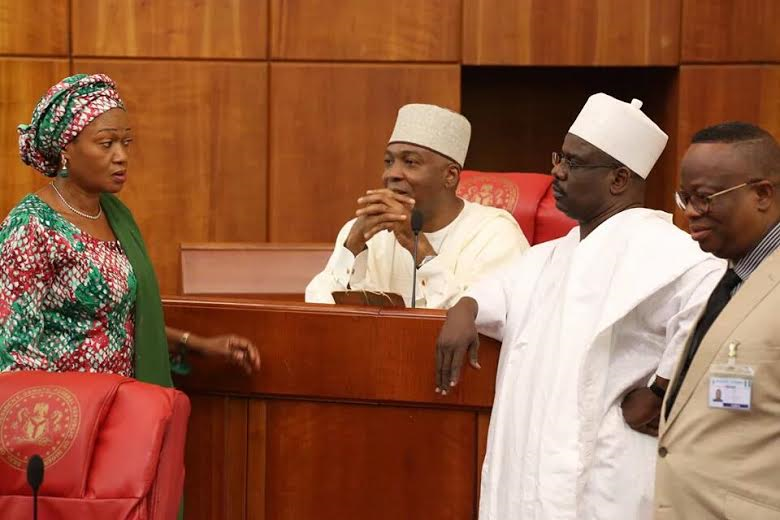 Don't boycott 2019 Budget presentation by Buhari, Ndume begs lawmakers