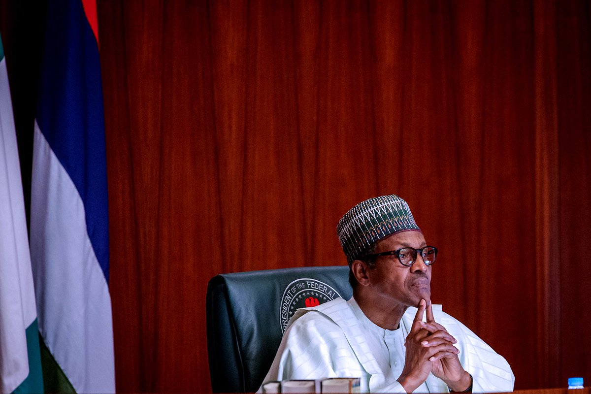 Buhari turns down NASS' approval for refund of N488.7bn to states