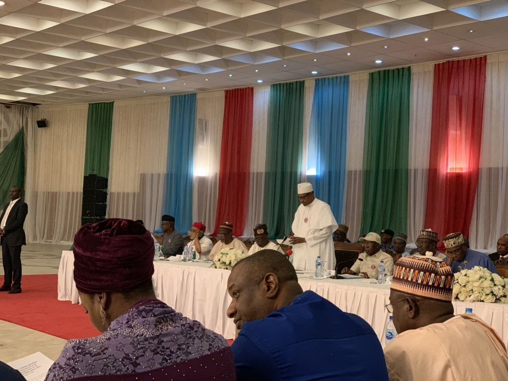 We will cover all states, Abuja, says APC Presidential Campaign Council