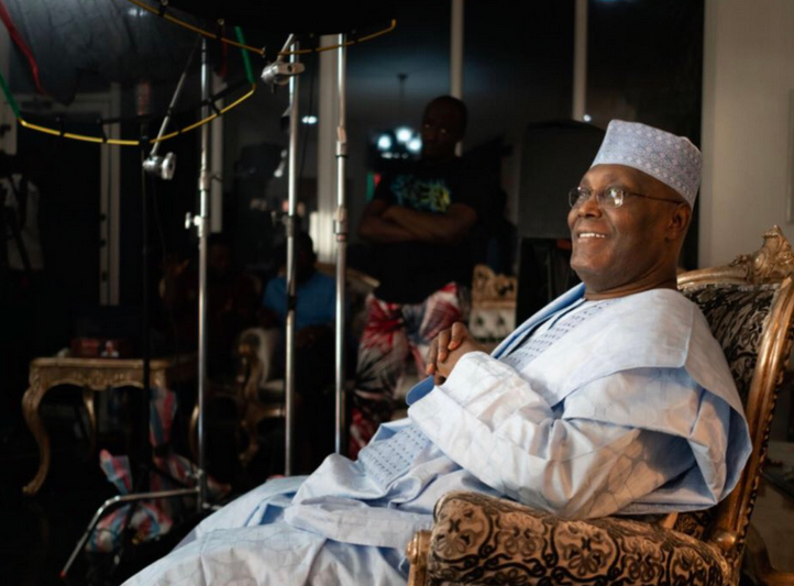 2019: Surrender now to avoid crushing defeat, Buhari group tells Atiku