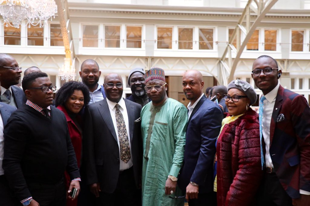 Atiku's entry into USA a mockery of America's stand against foreign Officials involved with corruption, says USA APC