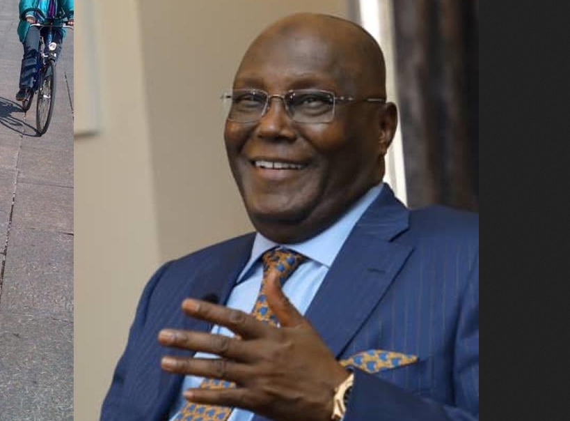 Atiku has questions to answer over slush funds when he returns from USA, says Minister