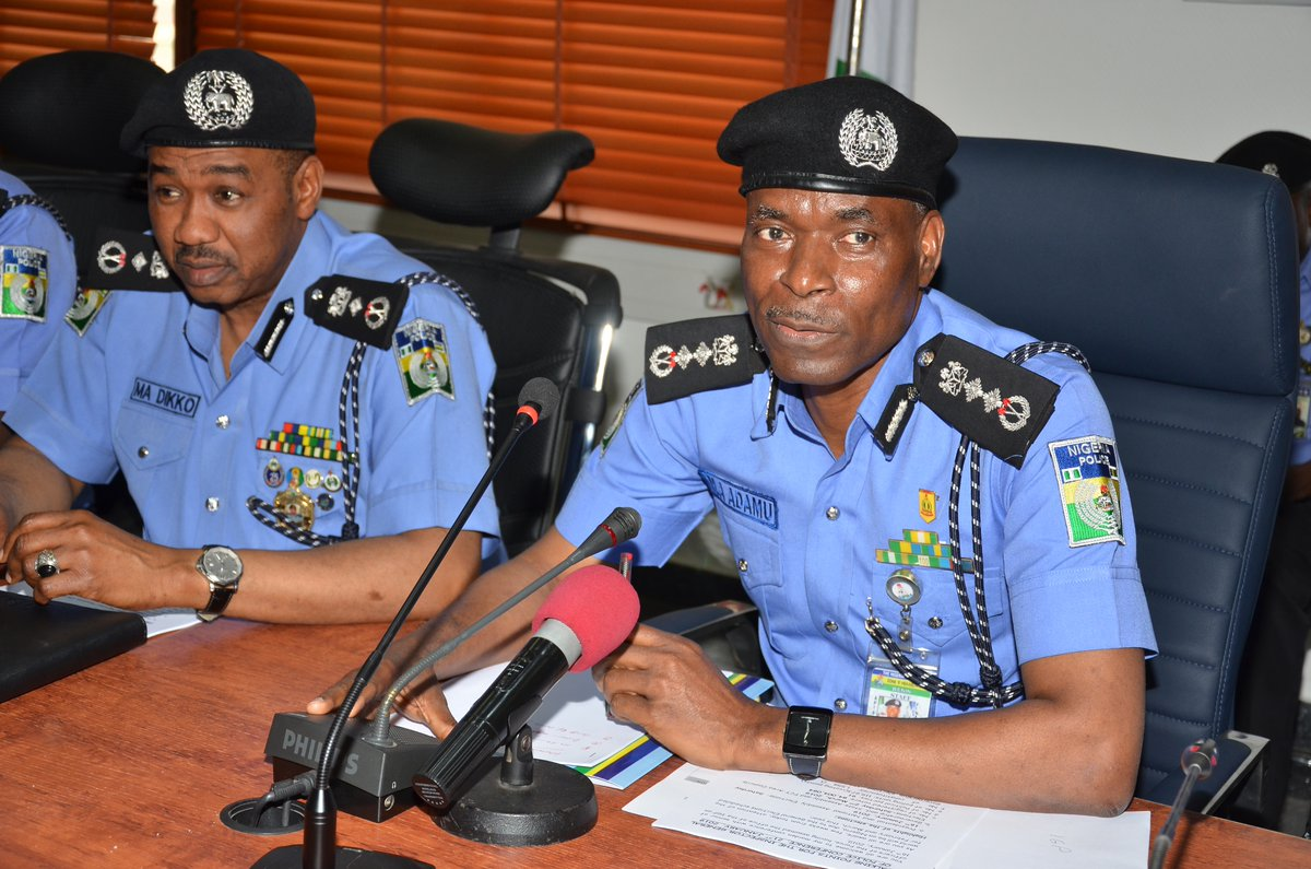 <p>The Acting Inspector General of Police (IGP), Mohammed Adamu, has ordered the immediate dece