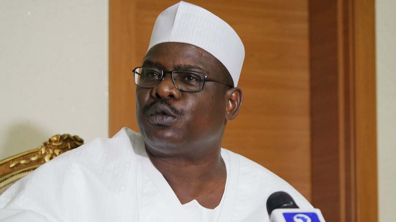 For us in North East, PDP is poisonous, it cannot be embraced in anyway, says Ndume