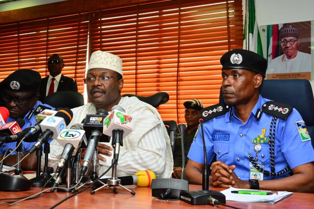 2019 general elections will test professionalism of Nigeria Police, others, says INEC