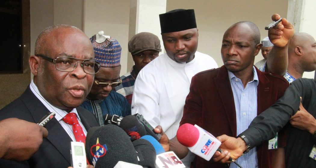 Senate goes to court over Onnoghen's suspension
