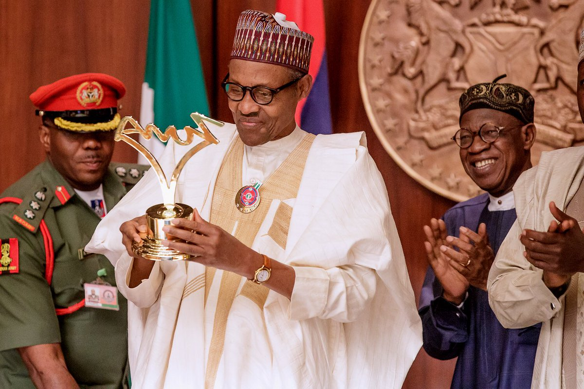 I ended up in jail for over three years when I was fighting corruption as Head of State, says Buhari