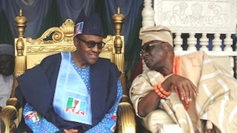 You are a man of your words, you will be victorious in the Presidential election, Akiolu tells Buhari