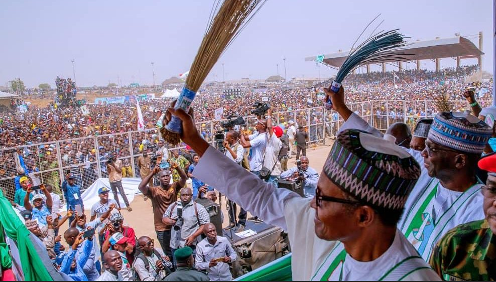 I have delivered on all promises made to Nigerians in 2015, says Buhari