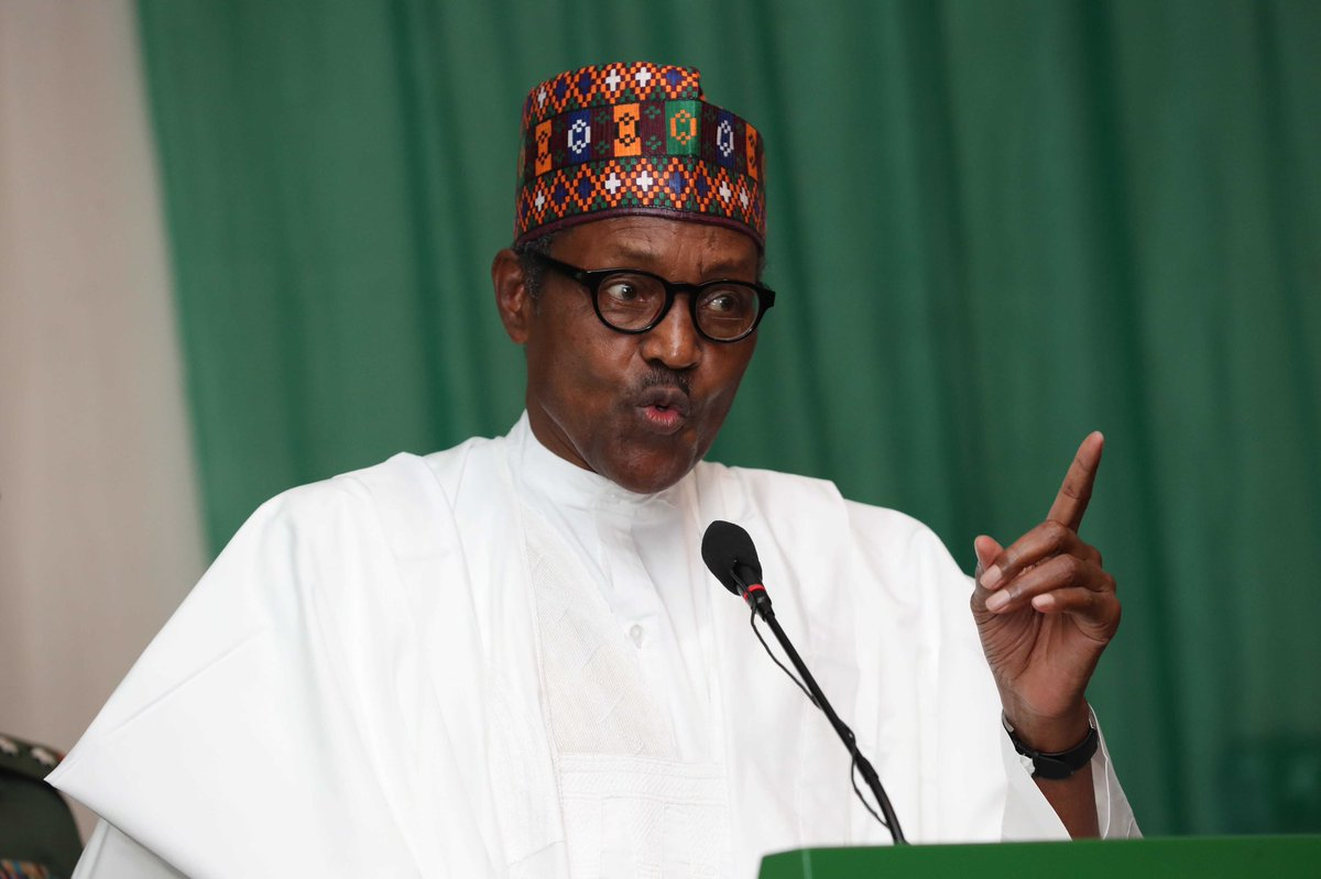 I am deeply disappointed at INEC despite long notice given and our preparations, says Buhari