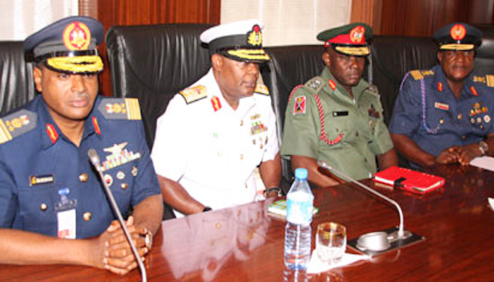 DHQ denies approving new salary for Armed Forces