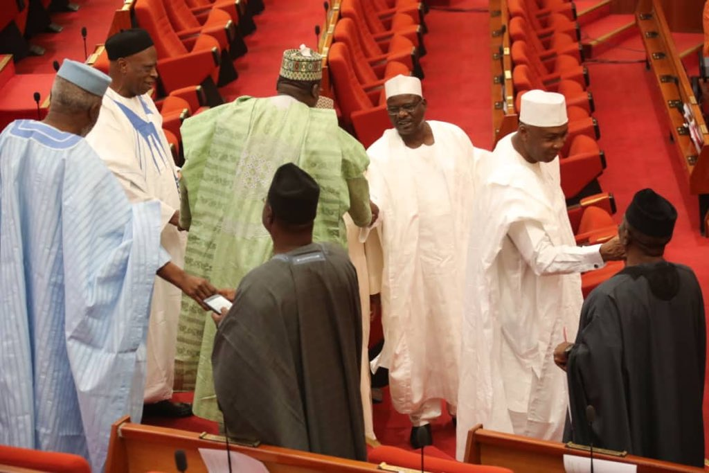 Senate okays June 12 as Democracy Day