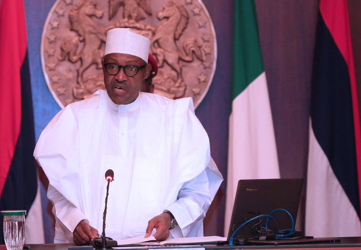 Buhari submits assets declaration forms in compliance with the Constitution