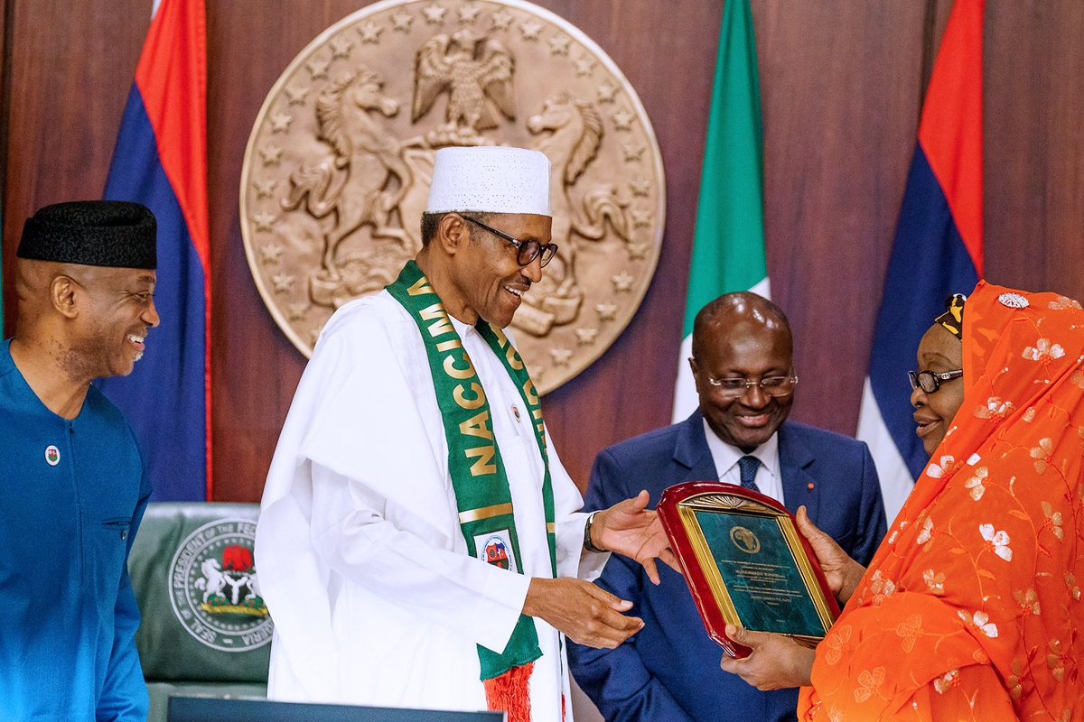 Economy: Closure of Nigerian land borders yielding good results, says Buhari