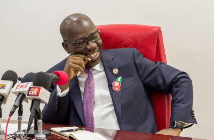 Oshiomhole, others fighting Obaseki today have taking him for granted, says Edo Deputy Governor