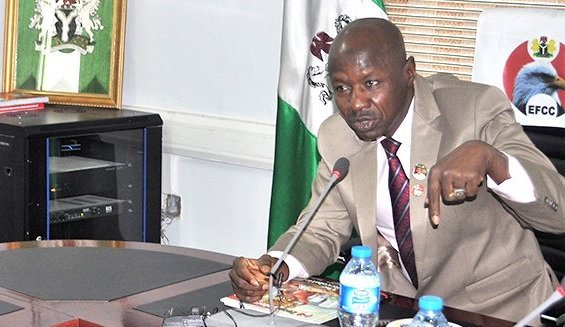 Vote-buying: EFCC raids venue re-run election in Imo