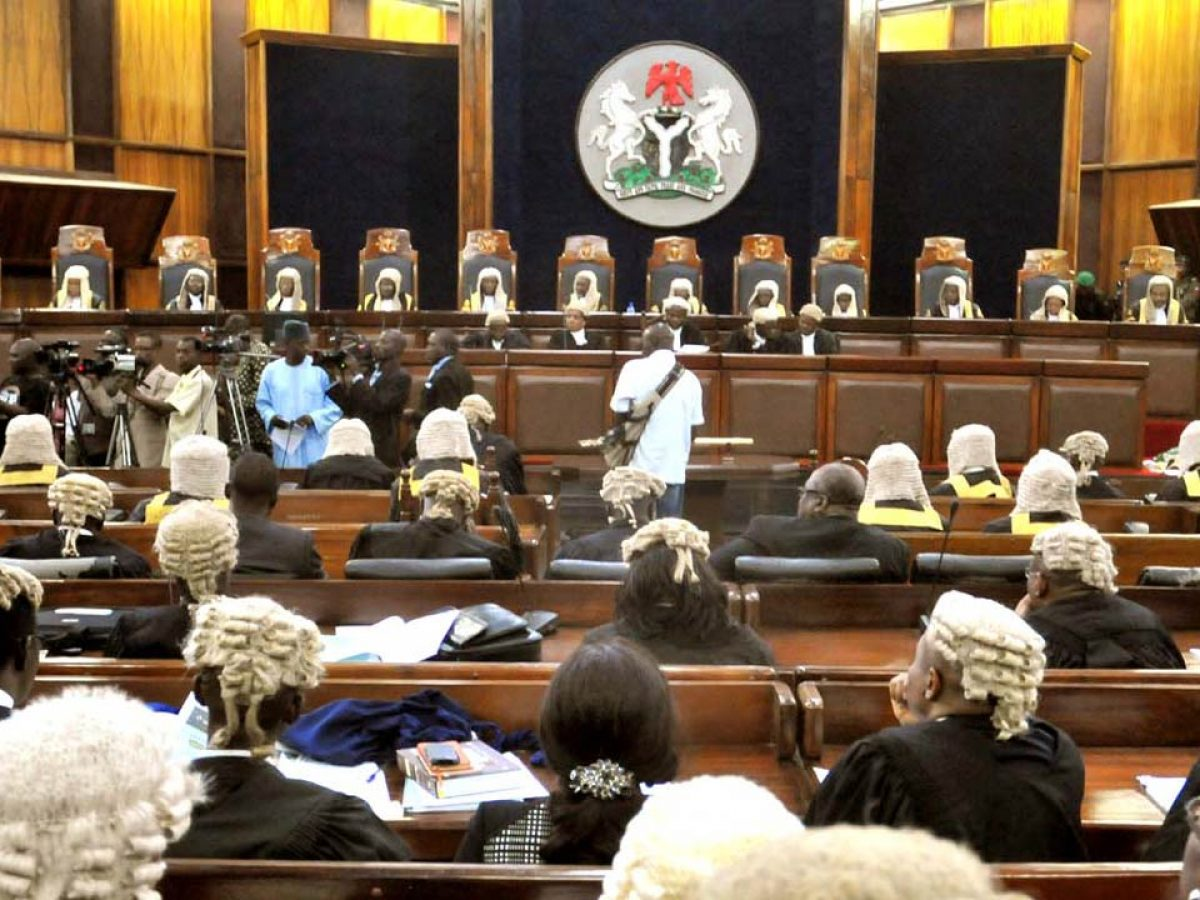 Bayelsa Governorship tussle: Your request vexatious, frivolous, regrettable, Supreme Court tells APC