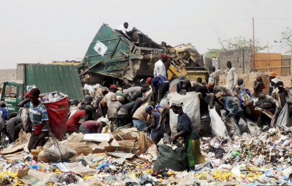 Olusosun and Igando dumpsites are bombs waiting to explode, says Ambode
