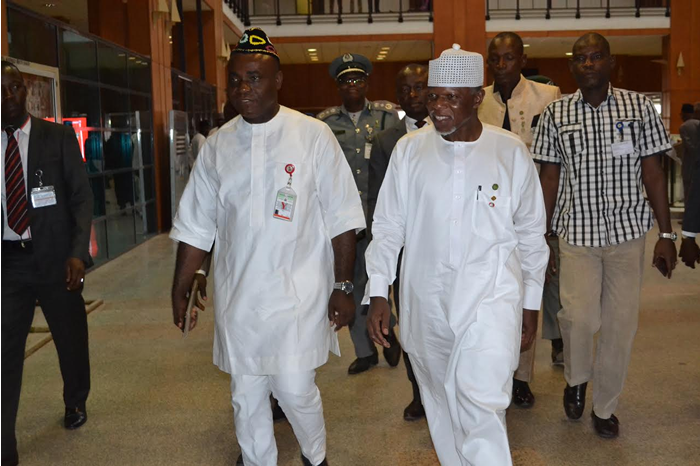 Senate walks out Nigeria Customs boss for not wearing uniform as directed